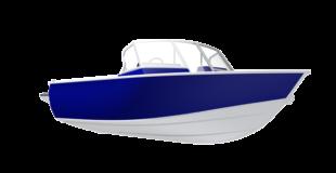 Blaue Schiffe